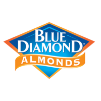 Blue Diamond Logo - Allied Foods